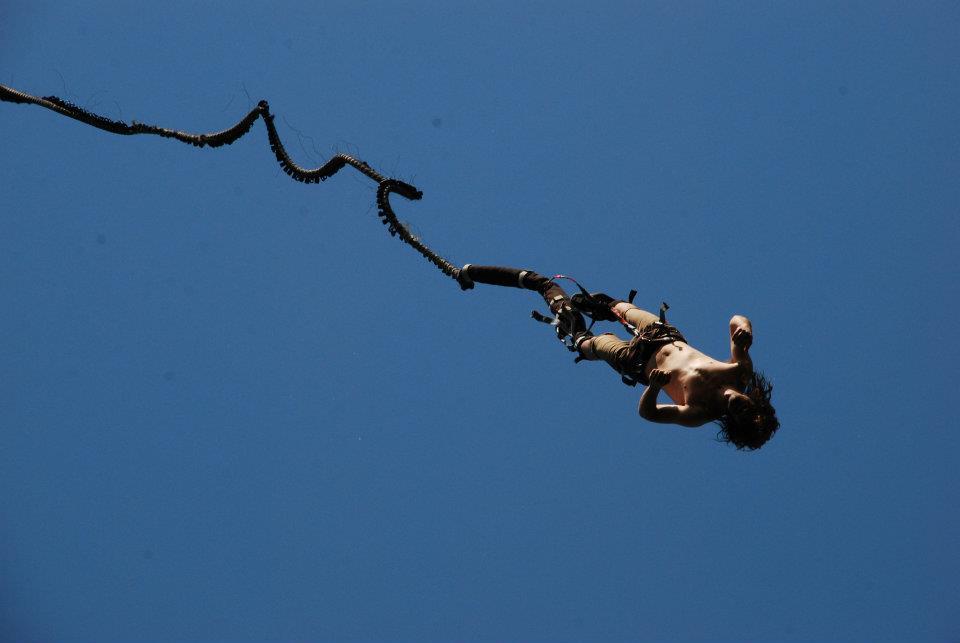 Bungee Jumping Bucuresti